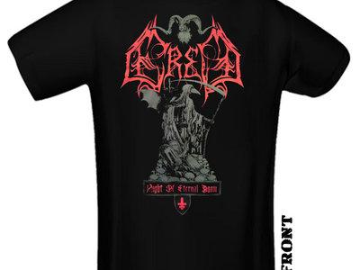 ERED - Night Of Eternal Doom T-Shirt main photo