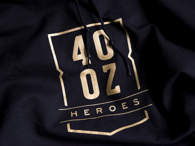 The Shield Hoodie // Gold Edition main photo