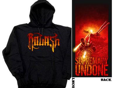 "ROGASH ""Supremacy Undone"" Hooded Sweatshirt main photo"