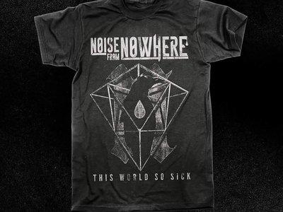 "NEW ""This World So Sick"" T-Shirt main photo"