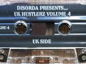 Disorda - UK Hustlerz Vol.4 (Tape) photo