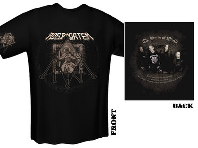 POSTMORTEM - The Bowls T-Shirt (S-XXXL) main photo