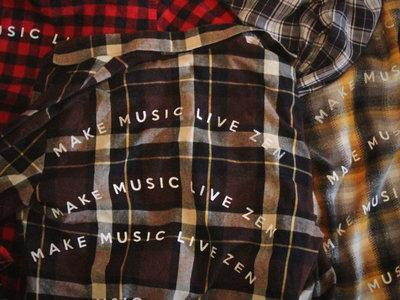 Make Music Live Zen Flannel (Assorted) main photo