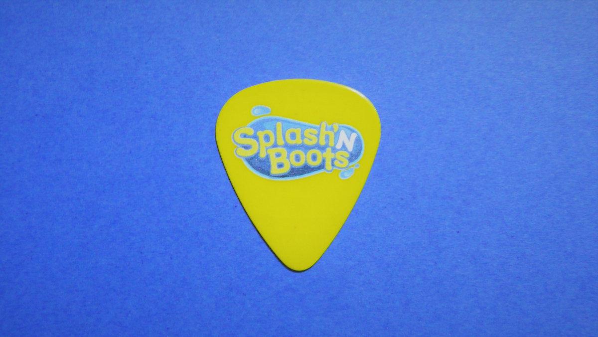 Guitar Pics Splashn Boots