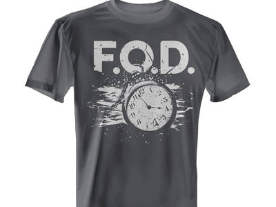 T-shirt 'F.O.D.-Time' main photo