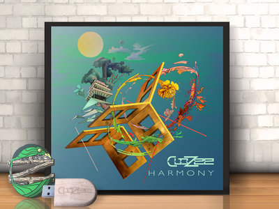 """CloZee """"Harmony"""" Merch Package main photo"""
