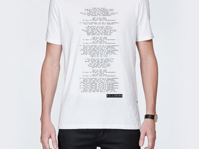 Low Light Lyrics T-Shirt main photo