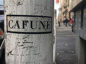 Cafuné Logo Stickers (All Proceeds to Planned Parenthood) photo