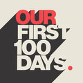 Our First 100 Days image