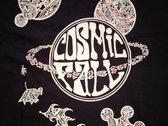 Cosmic Fall Shirt Blue photo