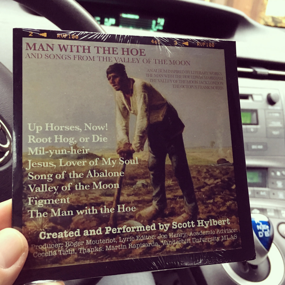 man the hoe and songs from the valley of the moon ik ben features a contextual essay on back cover includes unlimited streaming of man the hoe and songs from the valley of the moon via the bandcamp