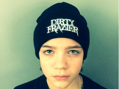 Dirty Frazier Logo Toque (Black) main photo