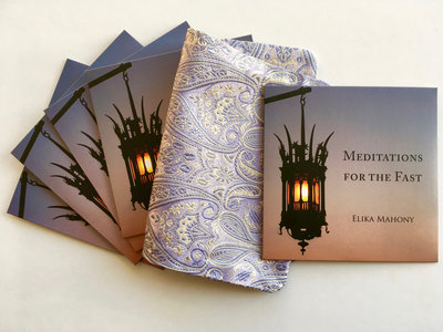Meditations for the Fast 5 CDs (discounted) + Prayer book cover Gift main photo