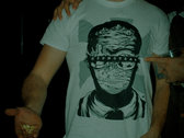 """HYPNOTZAR """"Out to the Cold"""" T-shirt photo"""