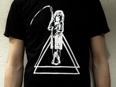 Reaper Girl T-shirt (black) main photo