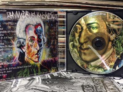 Labal-S: Rhymadeus Knowzart - Limited Edition CD main photo