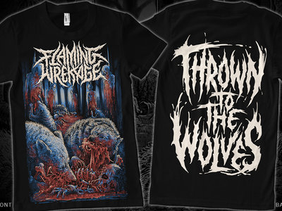 Thrown To The Wolves T-Shirt main photo