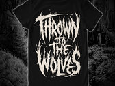 Thrown To The Wolves T-Shirt photo