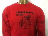 Curb Stomp Crew Neck Sweater photo