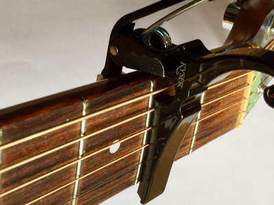 Kyser Drop-D Partial Capo main photo