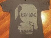 """Missing"" Juan Bond T-shirt! photo"