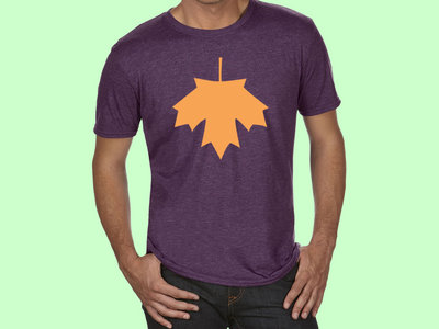 T-shirt Feuille Bas-Canada main photo