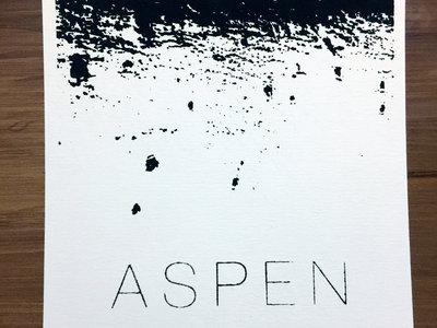 Aspen Silk-Screened Print main photo