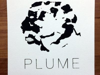 Plume Silk-Screened Print main photo
