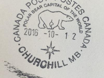 Postcard from Churchill, Manitoba. main photo