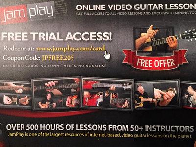 Free guitar lessons main photo