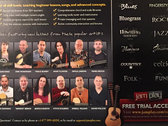 Free guitar lessons photo