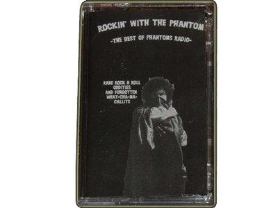 The Best Of Phantoms Radio Bootleg Cassette Tape main photo