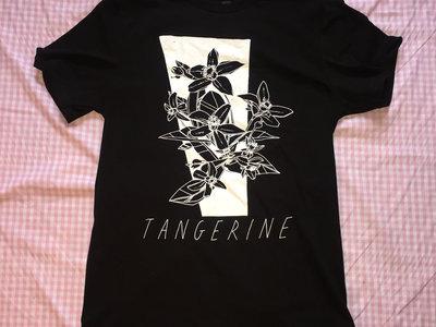 Flower Power Logo Shirt (Black) main photo