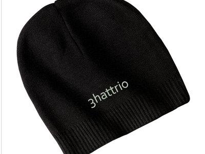 3hattrio 100% cotton stocking cap main photo