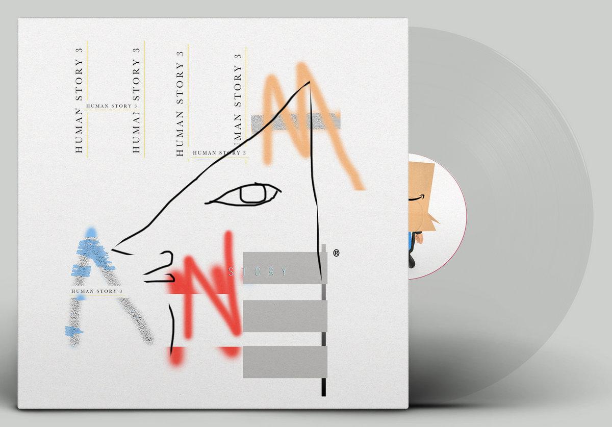 James Ferraro - Human Story 3 vinyl