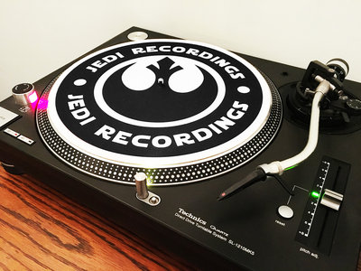 Jedi Recordings Slipmats (Pair) main photo