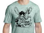 *CLEARANCE* pixie druid T-Shirt :: Spearmint Green photo