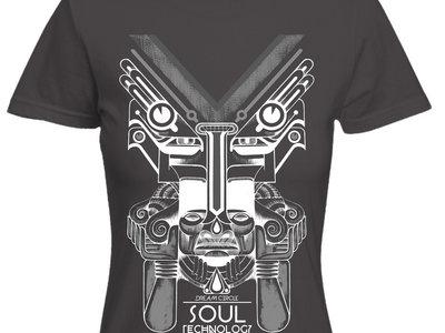 Unisex Soul Technology T-shirt main photo