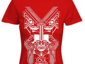 Unisex Soul Technology T-shirt photo