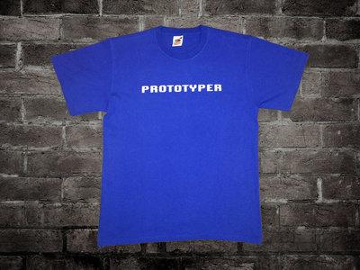Prototyper T-Shirt Blue main photo