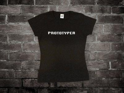 Prototyper - Woman's Shirt black main photo