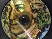 Labal-S: Rhymadeus Knowzart - Limited Edition CD photo