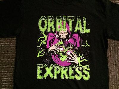 Orbital express o. E. Logo + free album download   orbital express.
