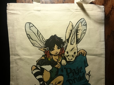 pixie druid Tote Bag main photo