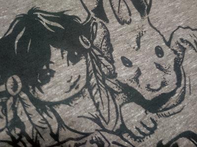 *CLEARANCE* pixie druid T-Shirt :: Sandy Soil Brown main photo