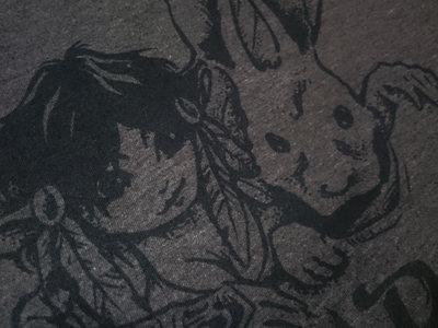 *CLEARANCE* pixie druid T-Shirt :: Loamy Soil Brown main photo