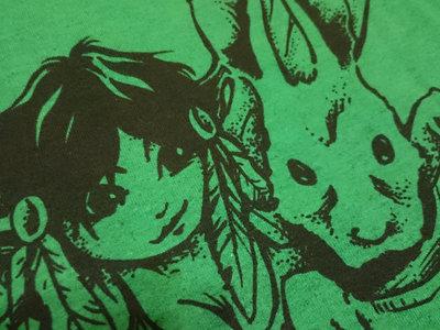 *CLEARANCE* pixie druid T-Shirt :: Antique Irish Green main photo