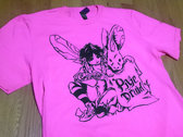*CLEARANCE* pixie druid T-Shirt :: Neon Pink photo