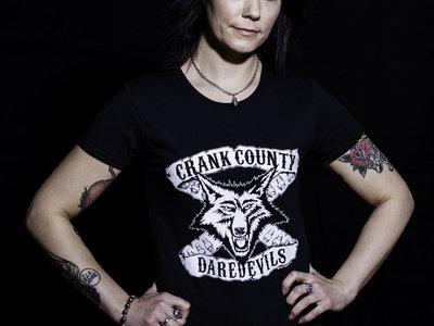 Women's Wolf t-shirt main photo