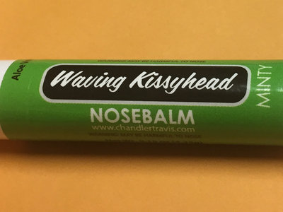 Waving Kissyhead Nosebalm + Compact Disc main photo